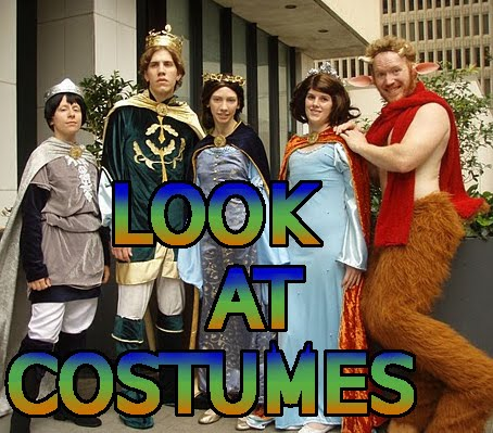 Look At Costumes
