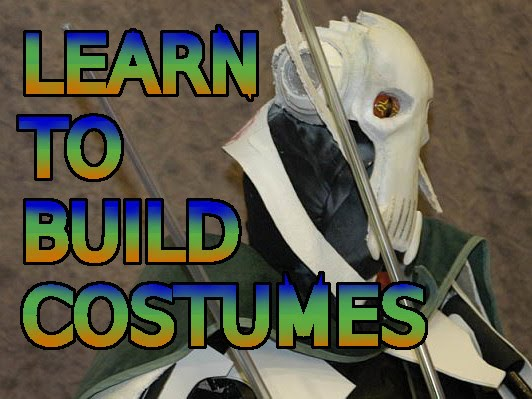 Learn to Design and Build Costumes