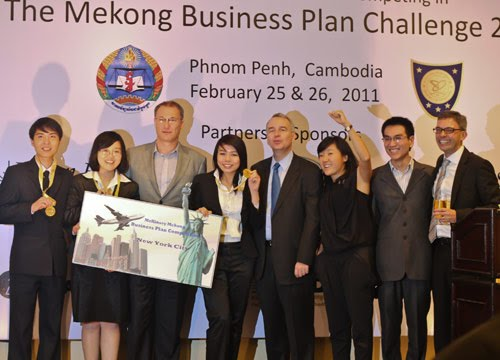 mckinsey mekong business plan challenge