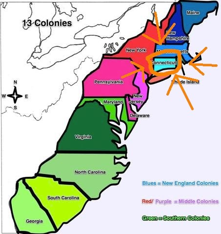 Colonial Maps - Connecticut Colony 1750 on cape fear map 13 colonies, google maps thirteen original colonies, 13 original colonies, historical map 13 colonies, detailed map of 13 colonies, google maps new england colonies, print map 13 colonies, 3d map 13 colonies, printable map 13 colonies,