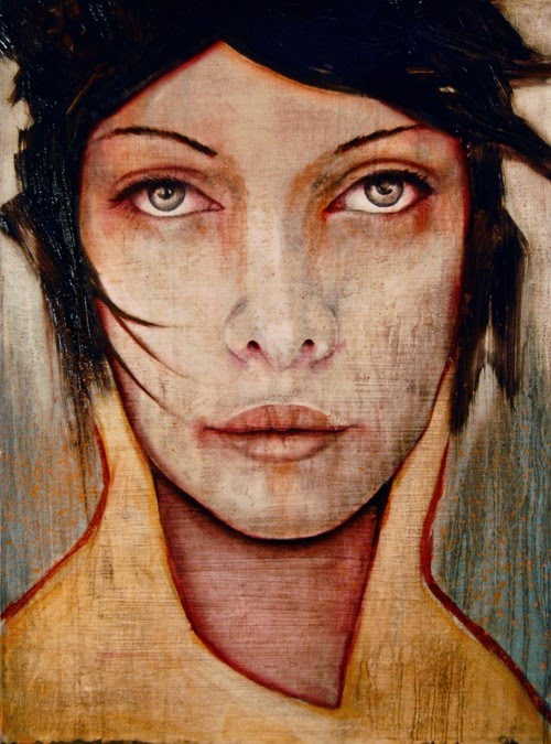 Contemporary American Portrait Paintings