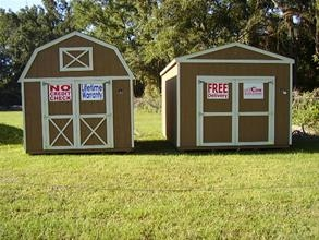 Cook Sheds - Dunnellon