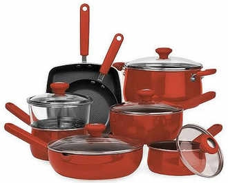 Ii Nonstick 13 Pc Cookware Set