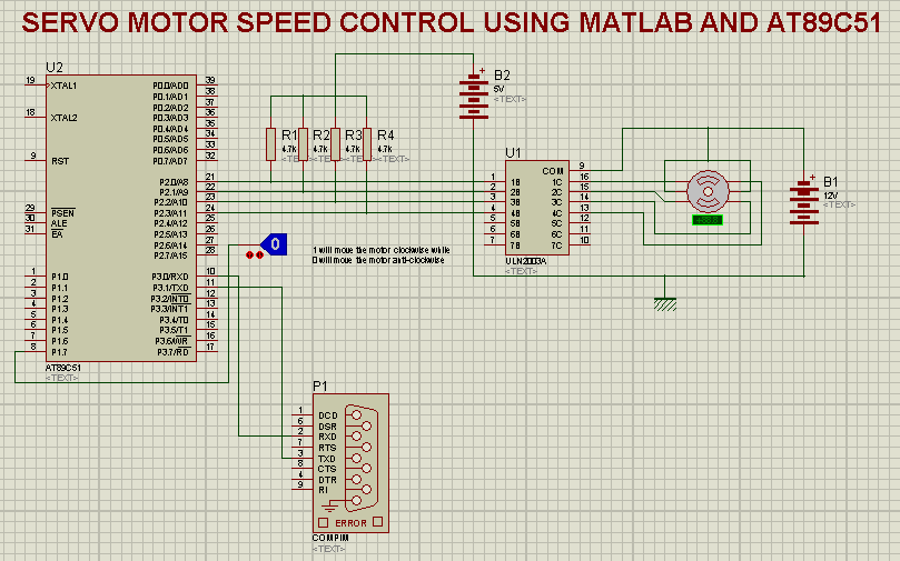 Stepper motor control using matlab embedded laboratory for Stepper motor control system