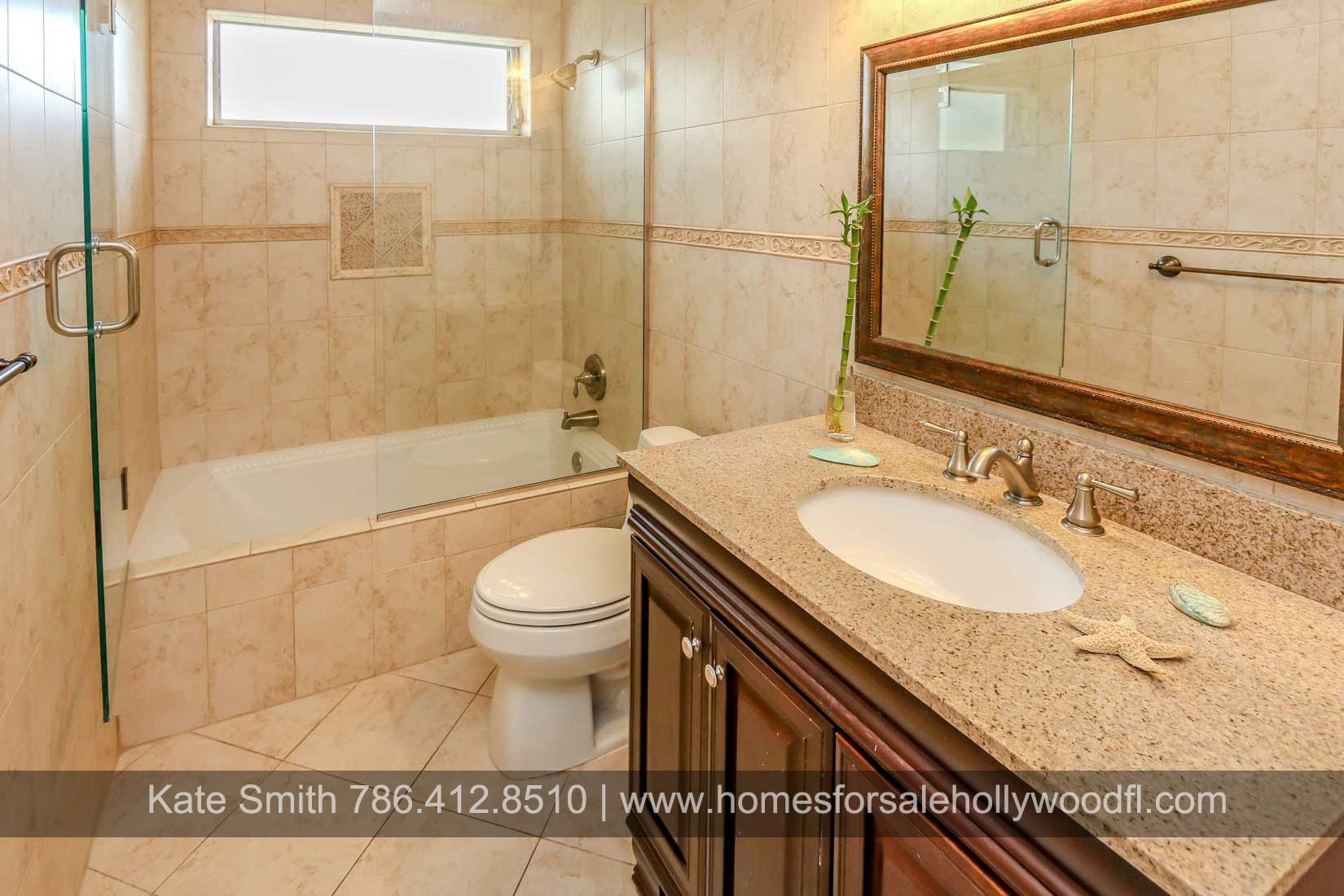 5408 NE 22 AVE Coral Ridge- 2 bed-2-bath home for sale by Realtor Kate Smith 7864128510