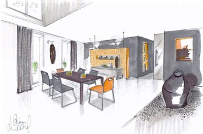 Les plans de d coration d coratrice vannes corinne for Site de design interieur