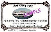 2012 Pride of the Hudson sample ticket
