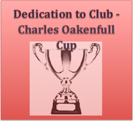 Dedication to Club - Charles Oakenfull Cup