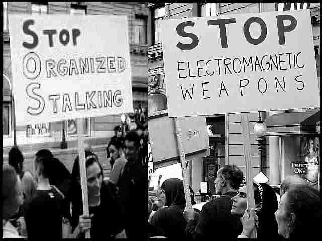 Stop Electromagnetic Weapons