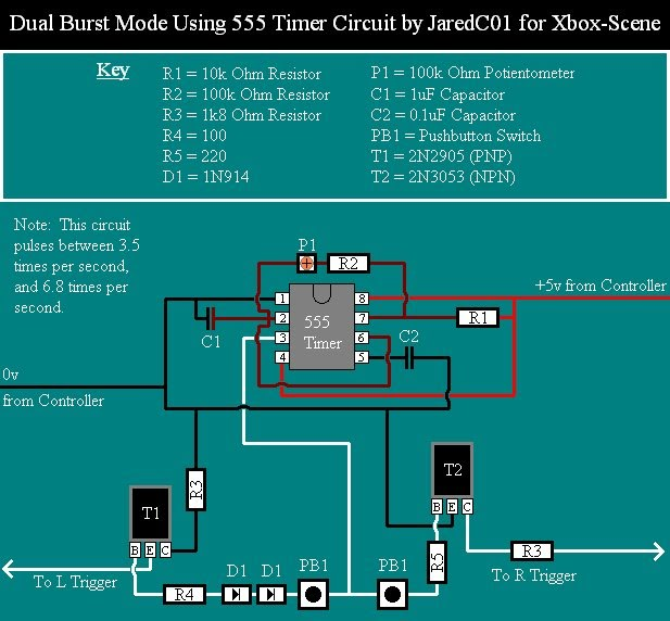 hackaday forums u2022 view topic need help with rapid fire 4 xbox 360 rh forums hackaday com