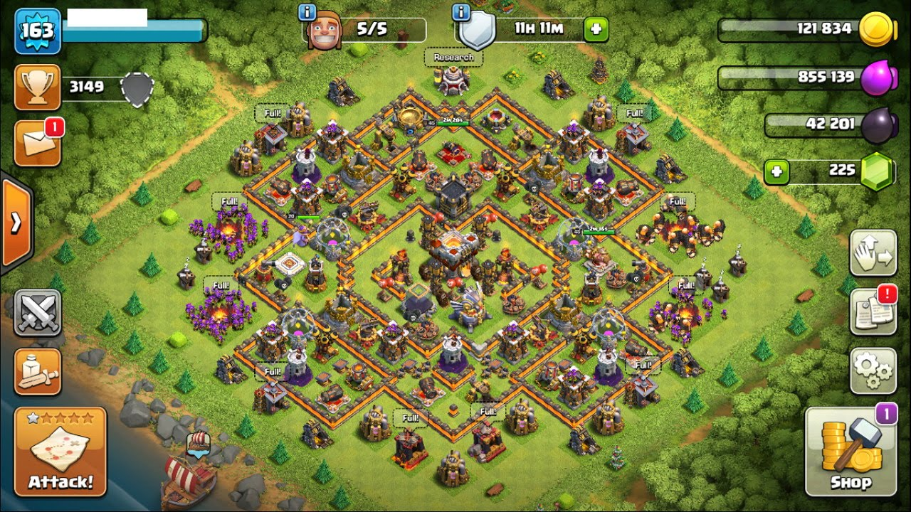 Clash Of Clans Free Account Without Survey Cracks Hacks