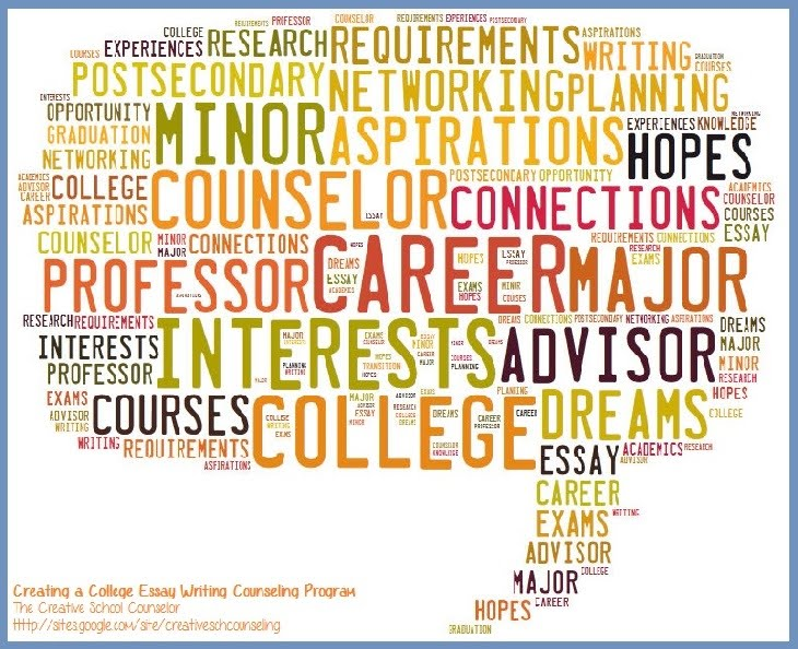 the college essay writing group counseling program sessions  the college essay writing group counseling program sessions 1 3