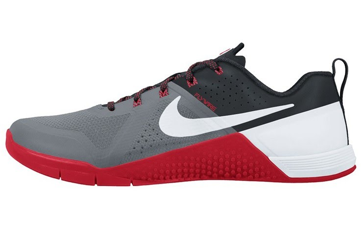 Rogue Fitness Nike MetCon1 Crossfit shoes banned from competition