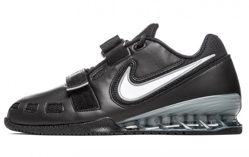 Nike Romaleos Weight Lifting Shoes Olympic Style