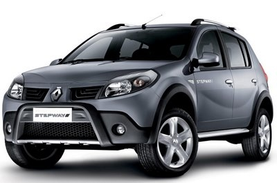 dacia sandero stepway all best cars. Black Bedroom Furniture Sets. Home Design Ideas