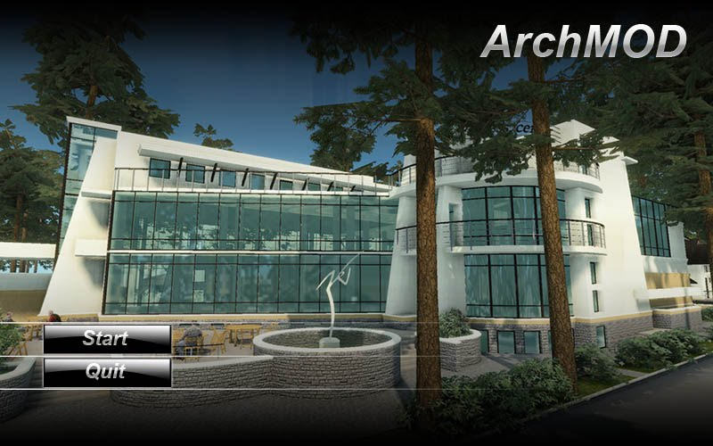 Cryengine archmod for Cryengine 3 architecture