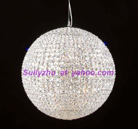 Cl 1002 perfectly round crystal ball chandelier crystal chandelier this beautiful crystal ball chandelier consists of thousands of octagonal shaped crystals all brilliantly reflecting the lights of each candle bulb aloadofball Choice Image