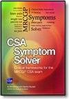 CSA books mrcgp csa symptoms solver csa courses