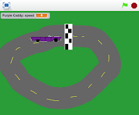 scratch driving game