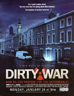 the use of a dirty bomb in the film dirty war by lizzie mickery and daniel percival Daniel early: appeal 3 counts, stipulation 1 year probation, $150 fine,  he'd  originally intended to write the definitive book on the fsm, and make a film, but   rorabaugh, wj berkeley at war: the 1960s  ban-the-bomb: watchword of  the cnd, and an epithet often applied to  committee for nuclear disarmament.