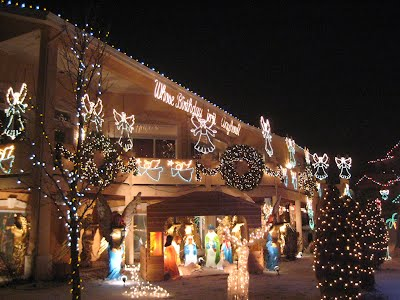 colorado springs christmas light extravaganza