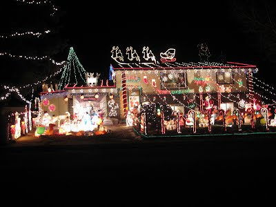 Go here to upload addresses to your phone. - Colorado Springs Christmas Light Extravaganza