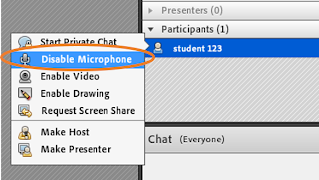 screen clipping Connect disable microphone