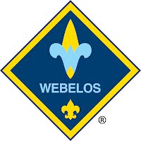 Webelos Rank Badge