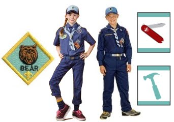 Bear Scouts and Awards