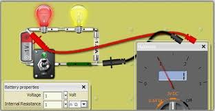 Circuito Electrico En Serie : 1.4 circuitos eléctricos en serie y paralelo curso de electricidad