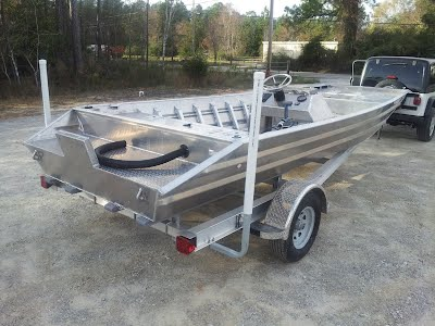 Boat types pictures long beach ms custom aluminum boats for Custom aluminum fishing boats