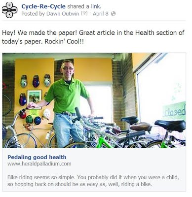 http://www.heraldpalladium.com/features/pedaling-good-health/article_738f6f37-9182-5162-baea-f06a05638644.html