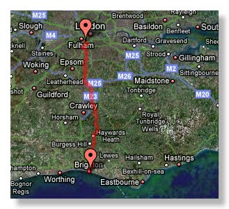 London To Brighton Cycle 2017 >> Cycling London To Brighton