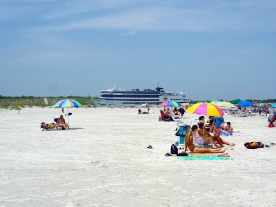 Jetty Park Beach