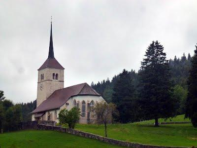 La Sagne Eglise