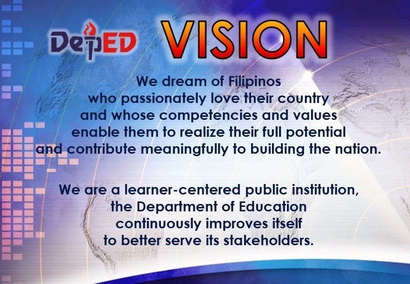 comments on vision and mission of The importance of organizational vision, mission, values and competencies every organization exists for a purpose some organizations and their leaders skillfully position their reason for existence central to everything they do.