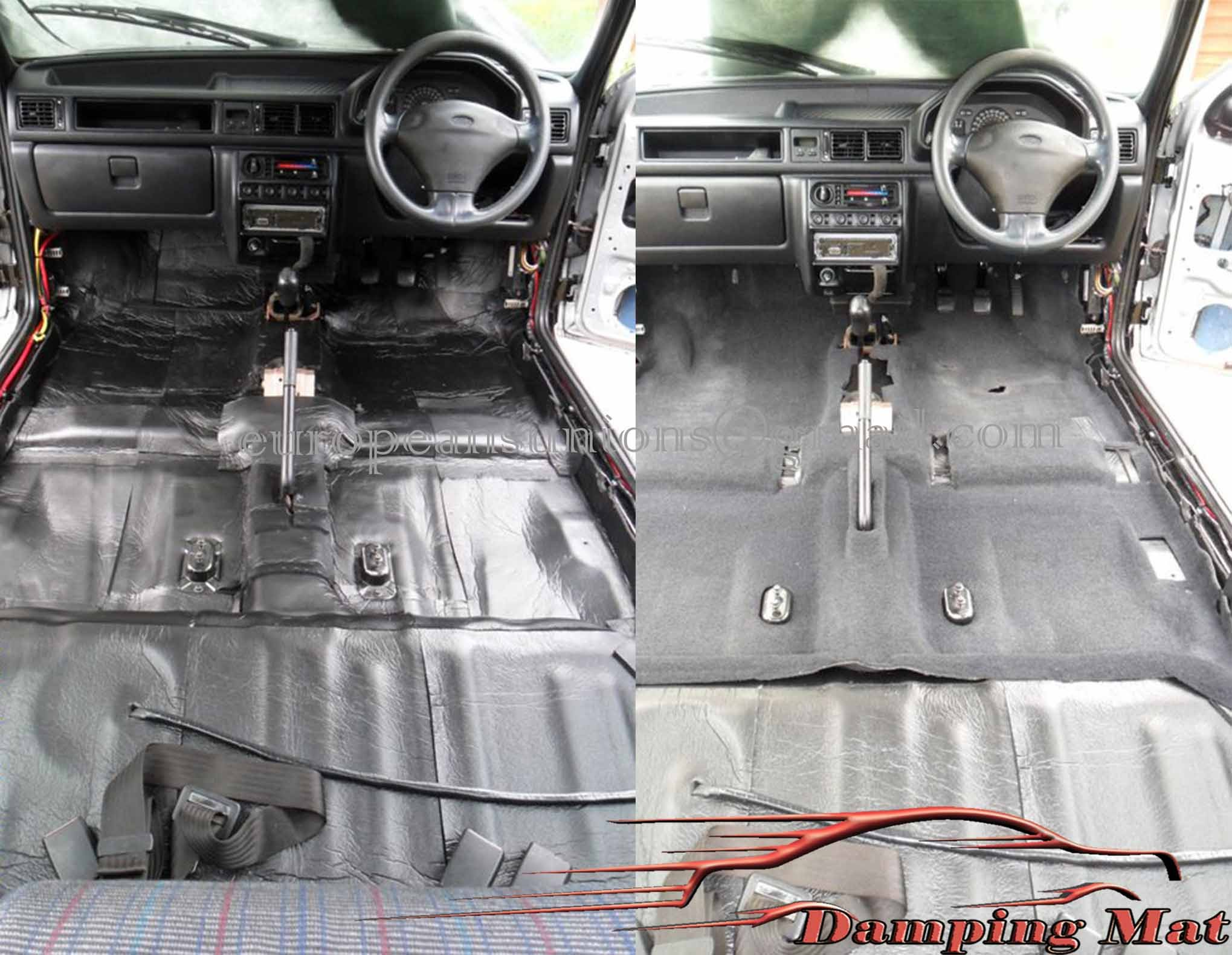 Sound Deadening Car Floor Mats Meze Blog