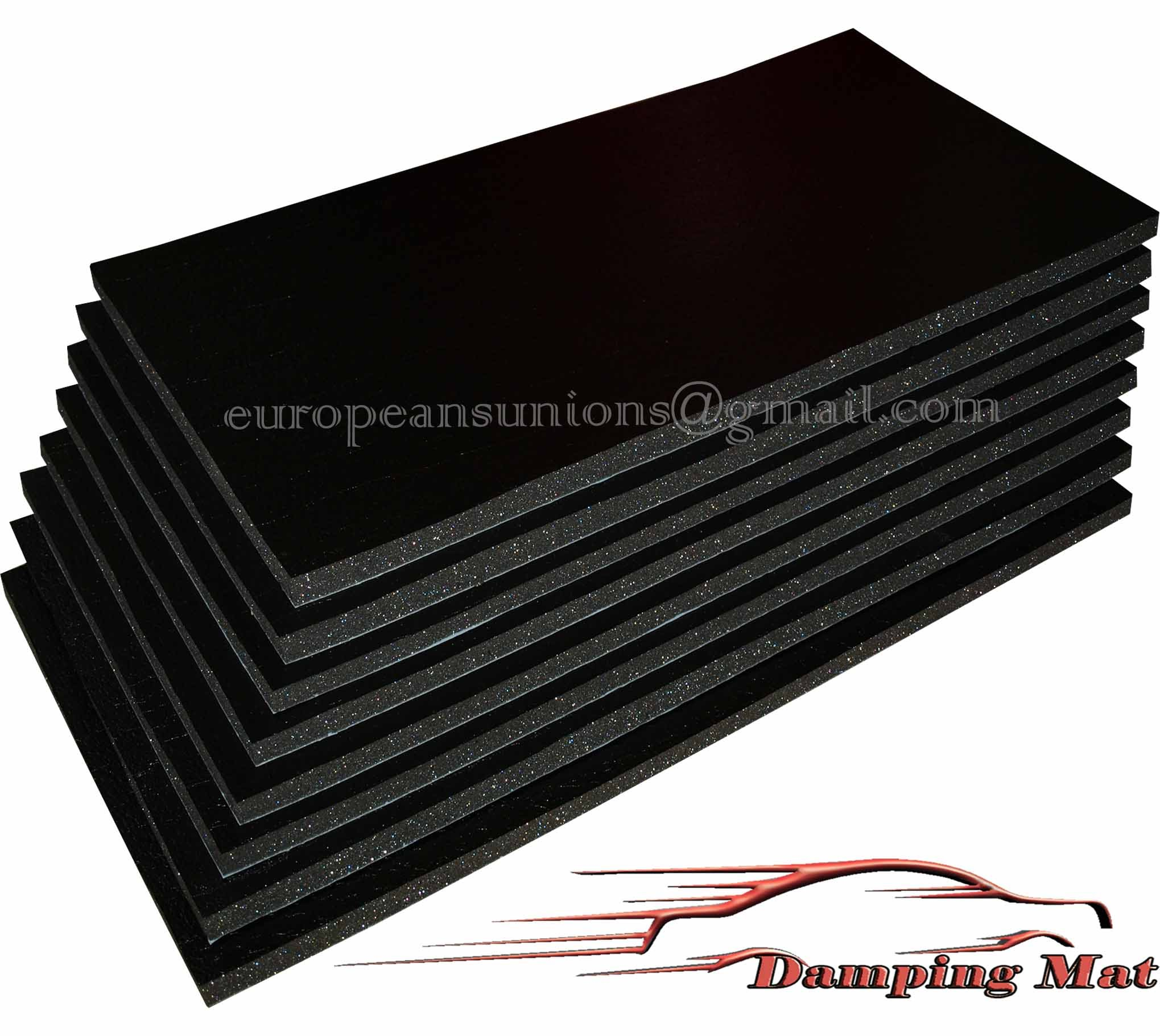 Find 8 Sheets 20 Quot X10 Quot Auto Truck Sound Deadener