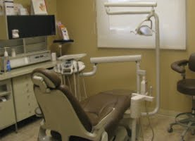 Hubbards Dental Interior