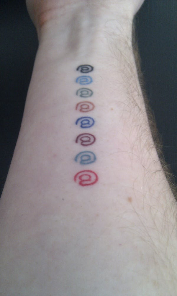 Roguelike Tattoo