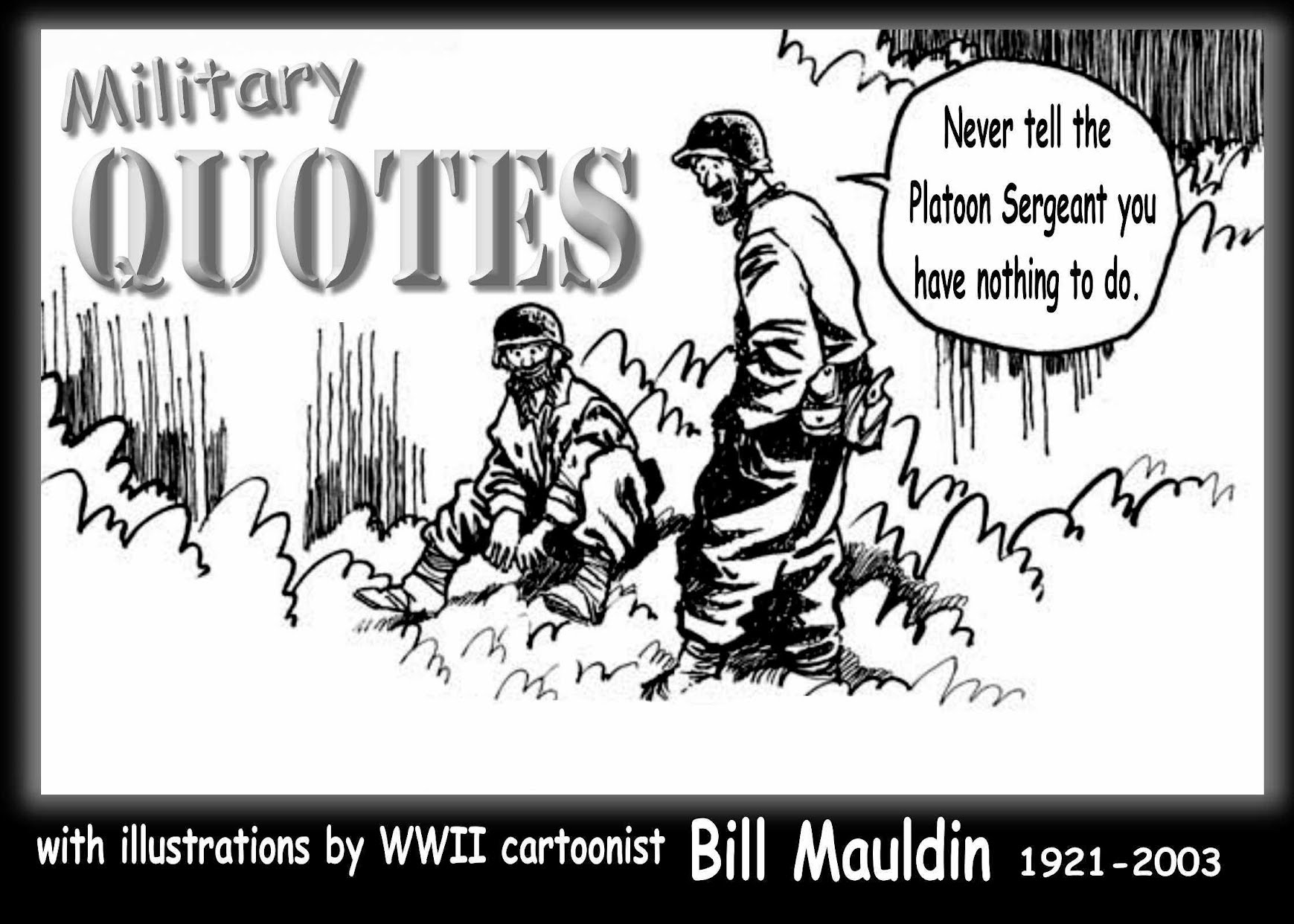 Military Quotes Military Quotes   DAVChapter25 Military Quotes