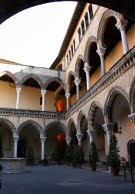 National Etruscan Museum in Tarquinia near Rome