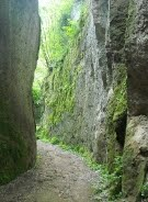 Etruscan Canyons