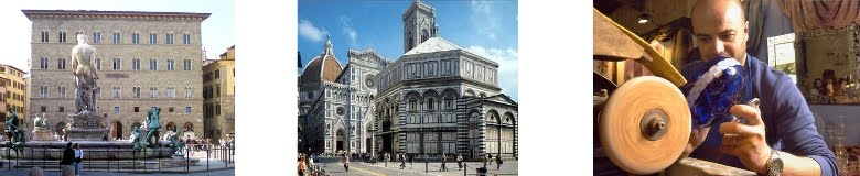 Day trips from Rome to Florence