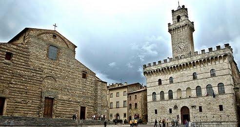 Guided tours in Montepulciano
