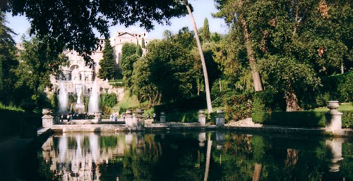 Day trips from Rome to Tivoli