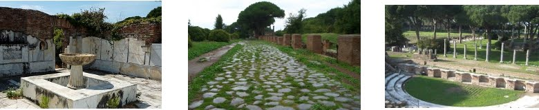 Day trips from rome to ostia antica