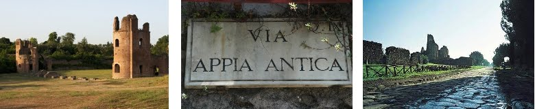 day trips appian way