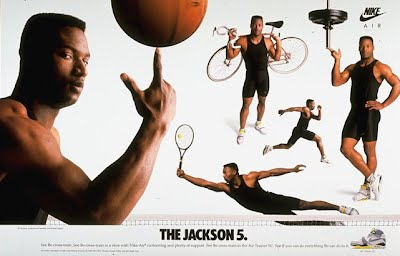 History Of Sports Figures In Advertising Dcabantingeportfolio