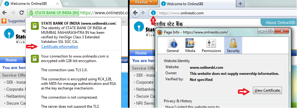 Basics Of Digital Certificates And Certificate Authority Web